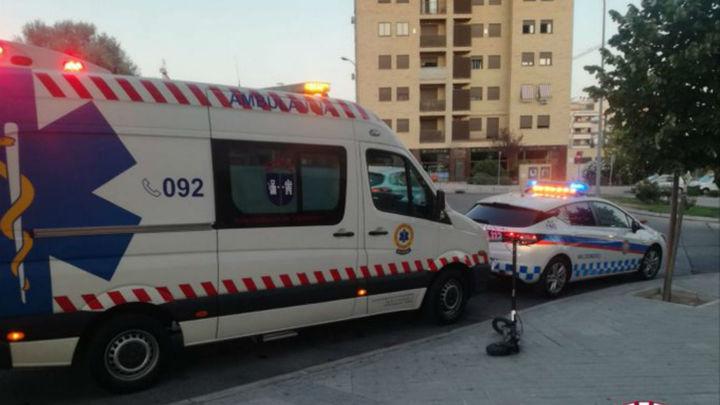 La Policía Local de Valdemoro salva la vida a un conductor que sufrió una hipoglucemia