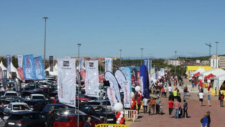 Rivas convoca su IV Feria del Automóvil para impulsar la venta de coches