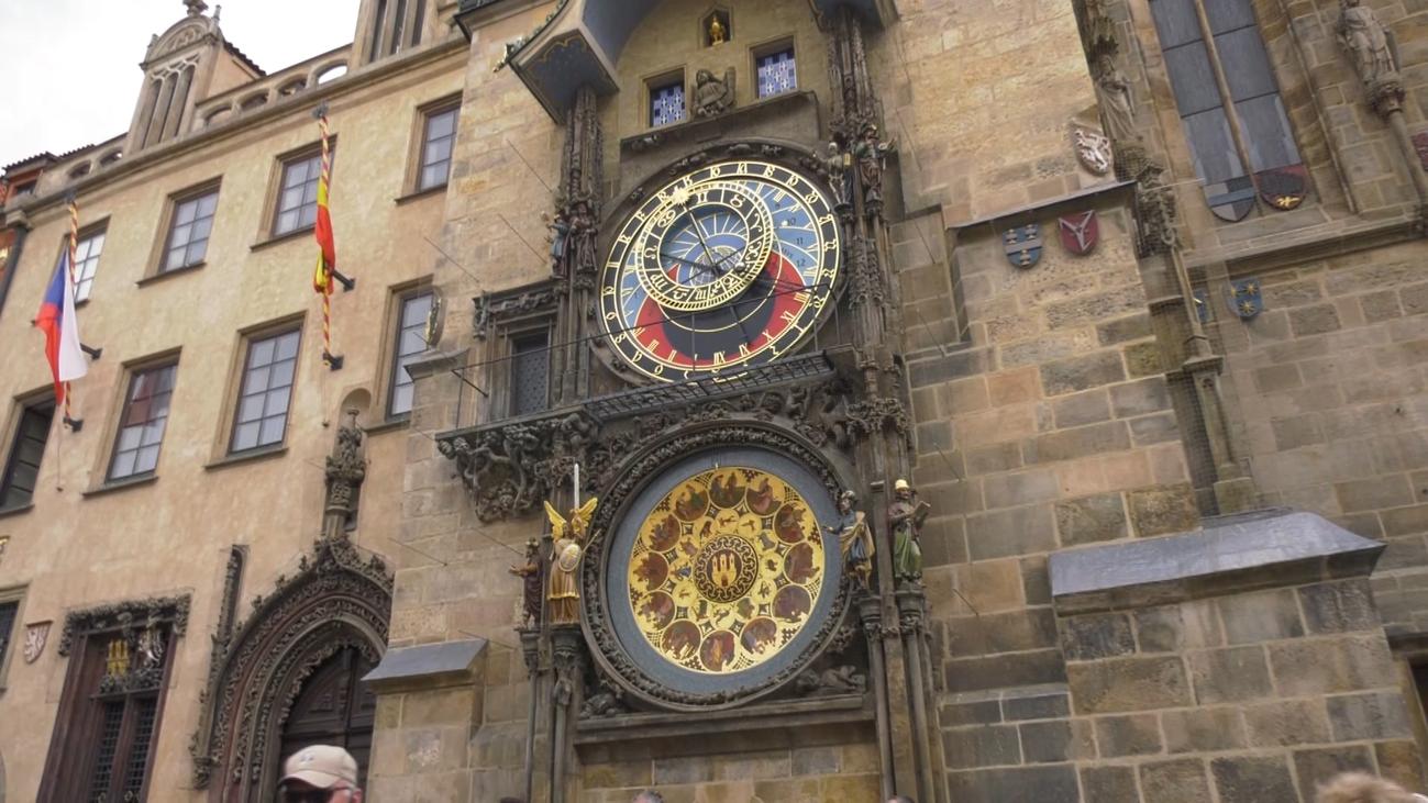 El casco histórico de Praga, un fragmento intacto de la historia europea