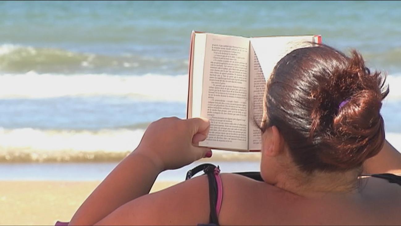 ¿A qué libro te vas a ir de vacaciones?