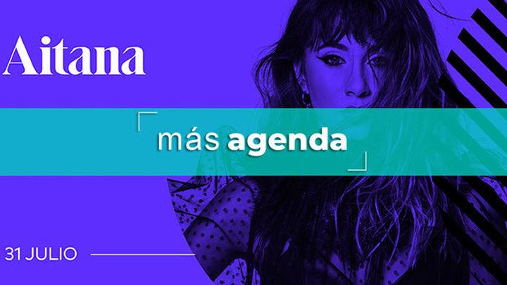 La agenda alternativa: 'La tentación vive arriba' con Aitana Ocaña, Chenoa, Tequila y Seguridad Social sobre los escenarios