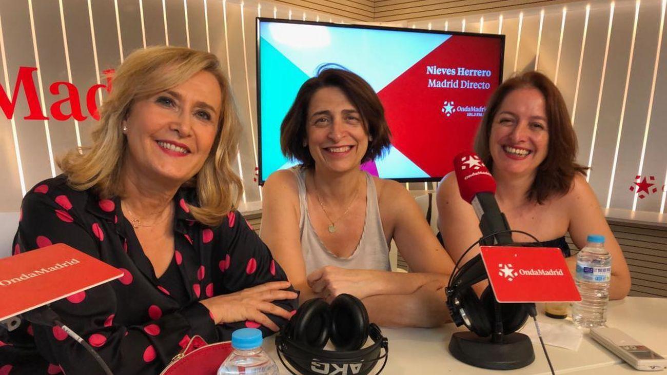 """Alicia Rodríguez y Belén Ponce de León nos presentan la obra  """"Las Princesas del Pacífico"""""""