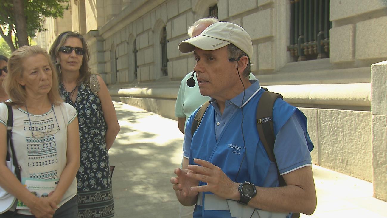 Salón del Prado, el paseo de los sentidos