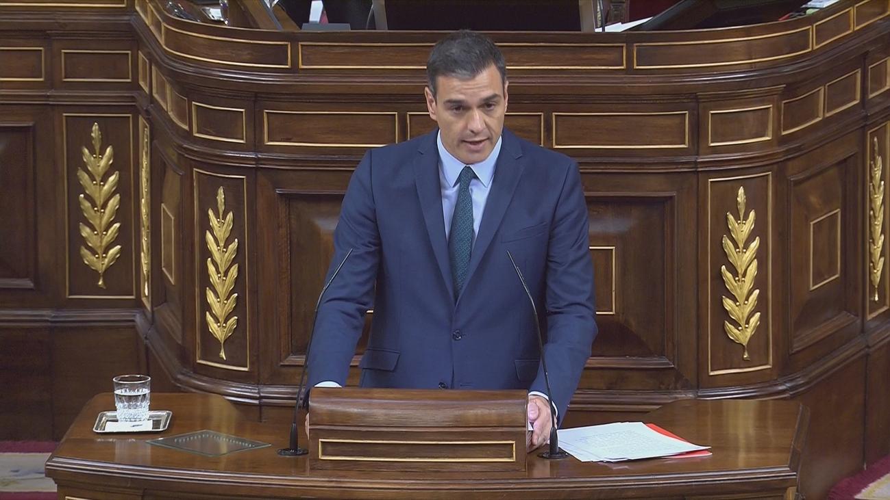 Especial investidura de Pedro Sánchez 25.07.2019