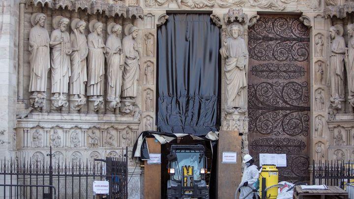 La restauración de Notre Dame, en imágenes