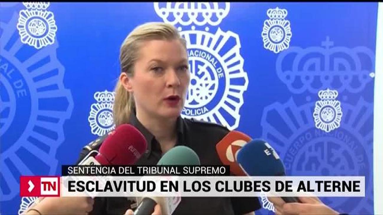 El Tribunal Supremo advierte de la esclavitud sexual en clubs de alterne de las mujeres extranjeras