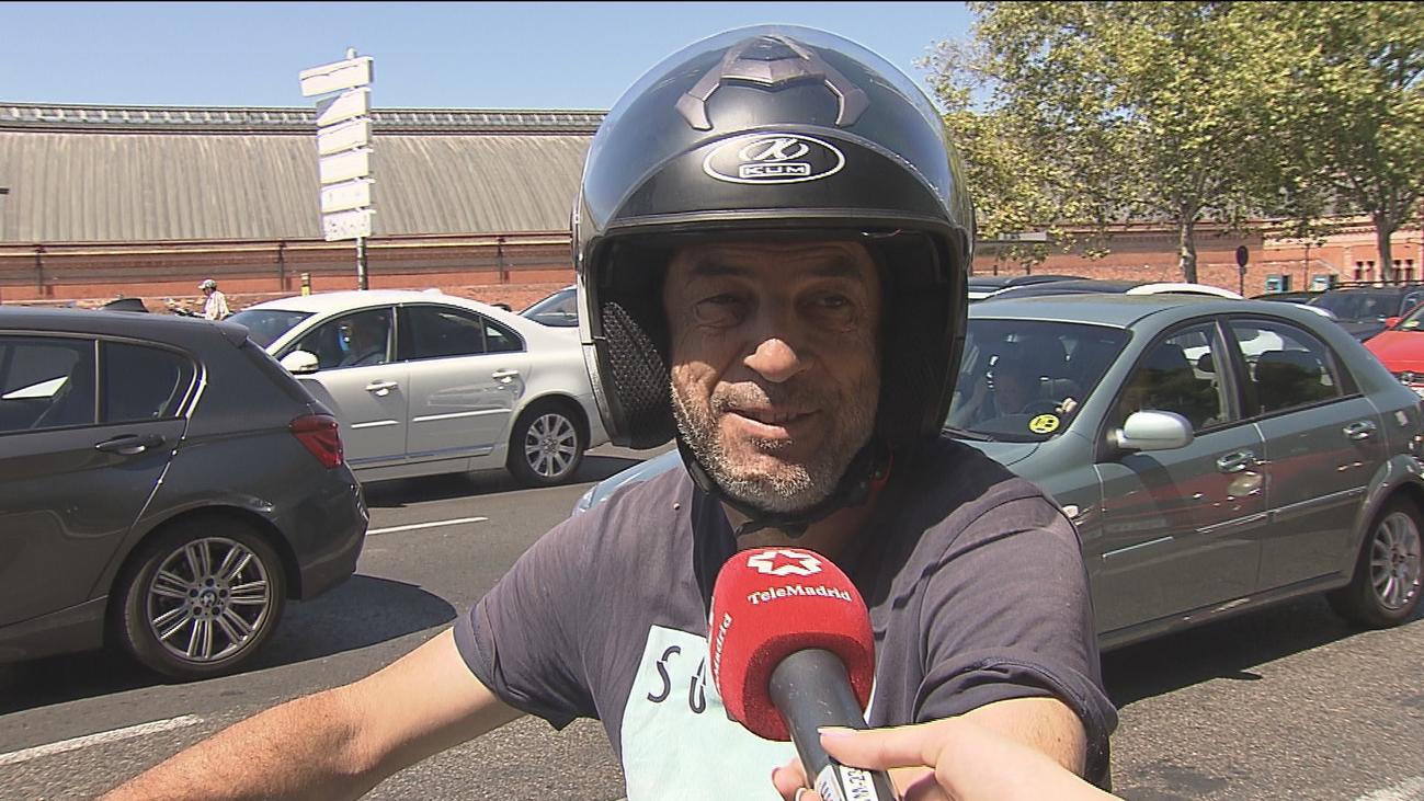 La DGT quiere aumentar la sanción a los motoristas por no llevar casco