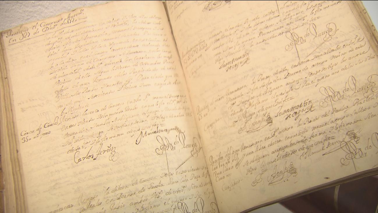 Manzanares El Real ofrece visitas guiadas a su Archivo Municipal