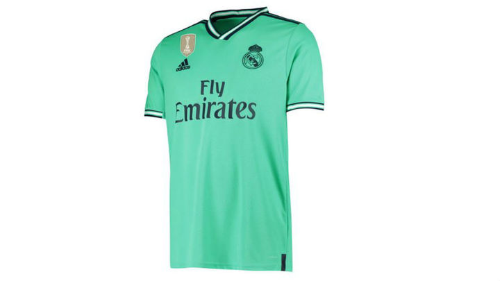 Tercera camiseta del Real Madrid