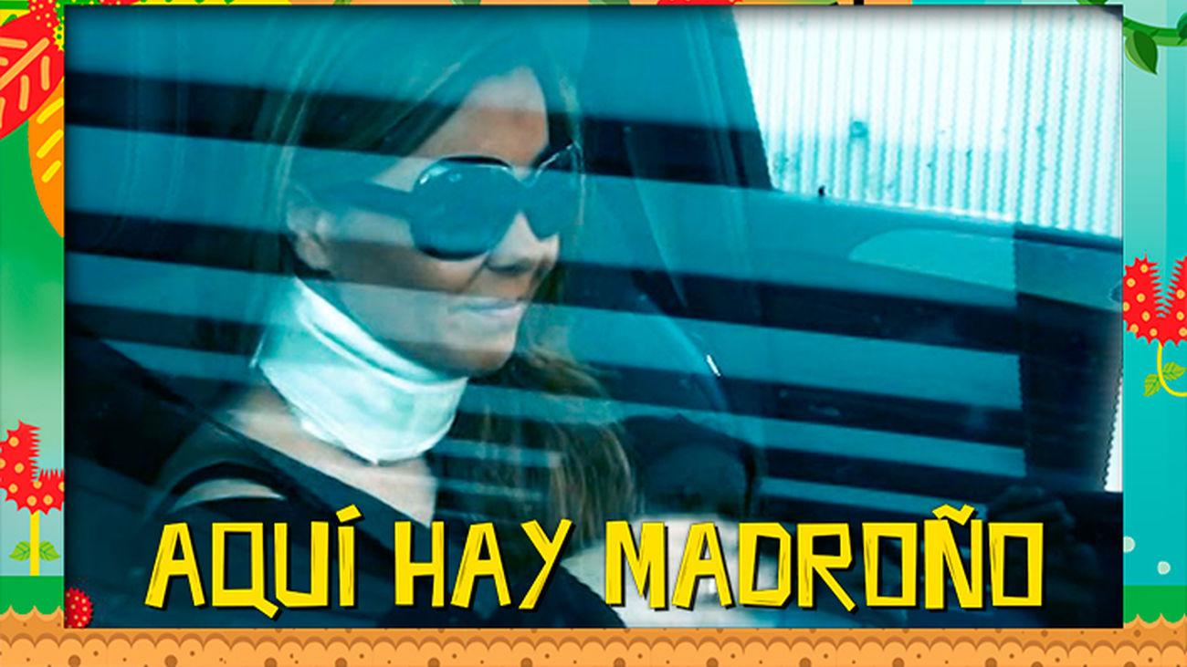 María José Campanario, ingresada de nuevo por un brote de fibromialgia