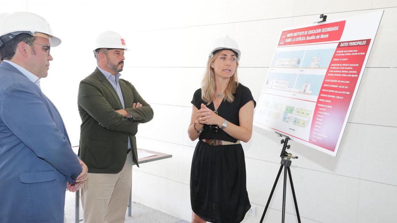 La Comunidad de Madrid invierte 65,5 millones de euros en mejoras en los centros educativos