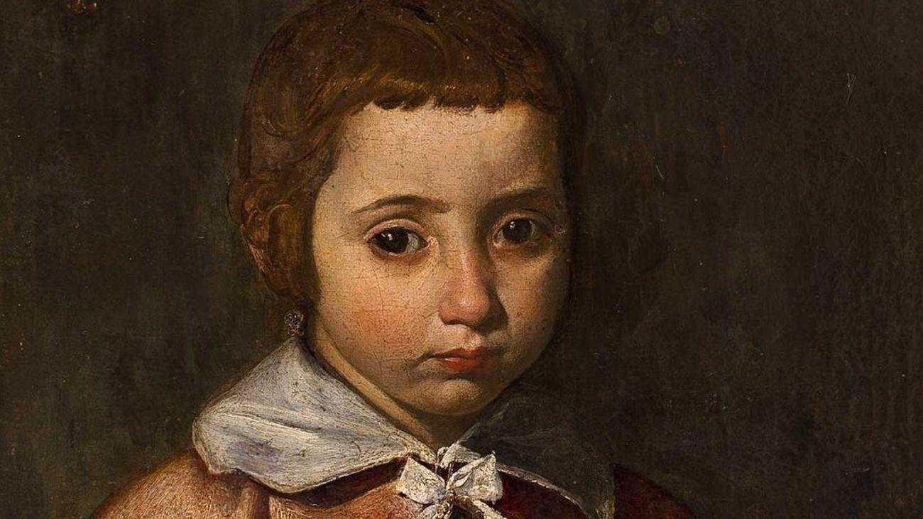 'Retrato de niña o joven Inmaculada', de Diego Velázquez