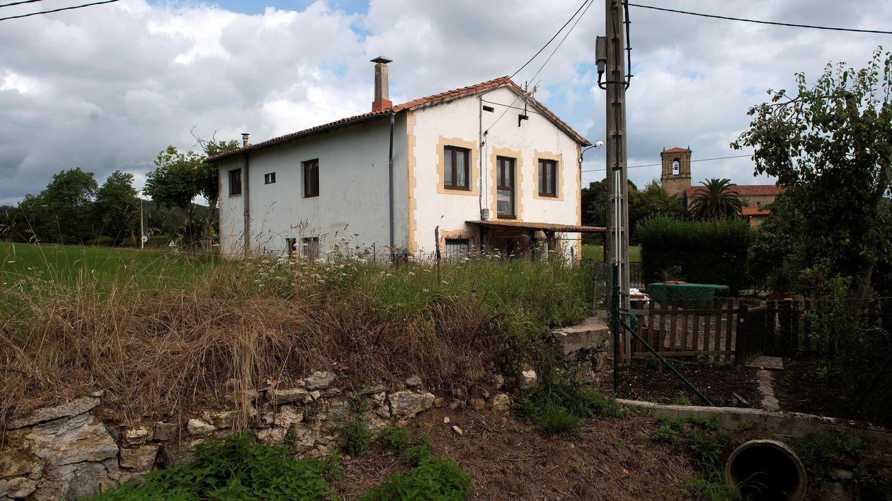 Domicilio de Escalante (Cantabria) donde se ha producido un nuevo caso de violencia machista