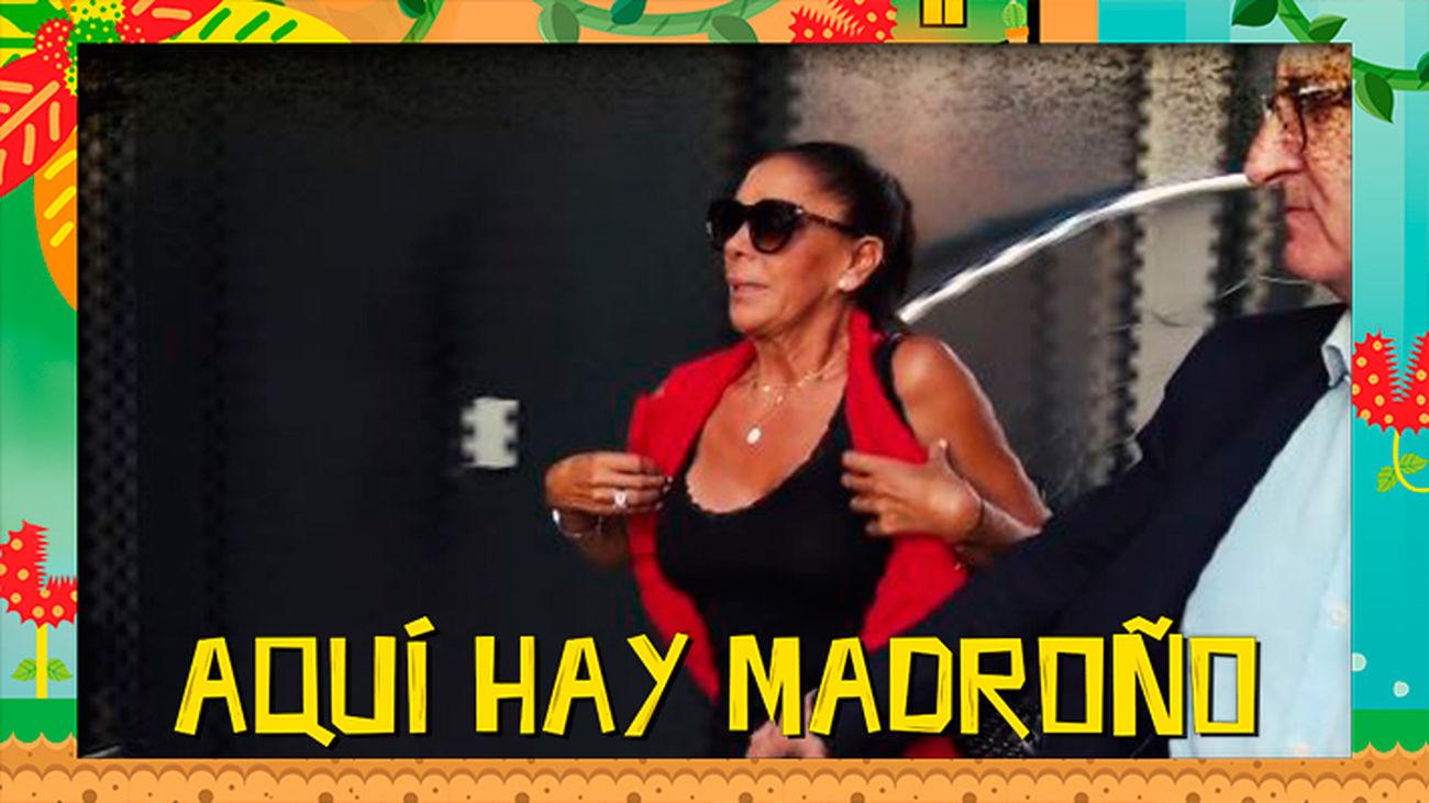 Isabel Pantoja reacciona a las polémicas declaraciones de Julián Muñoz