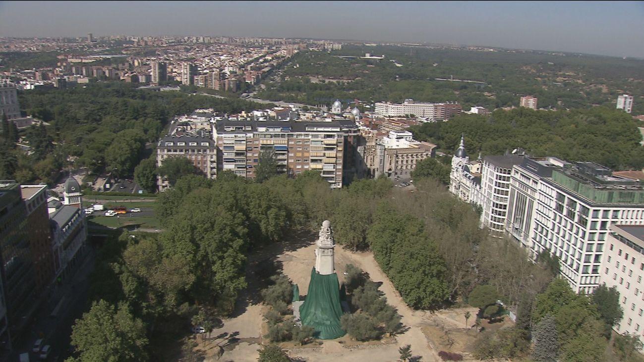 ¿Conoces los desvíos alternativos por las obras en Plaza de España?