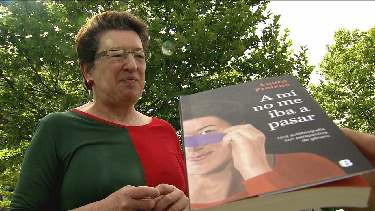 Laura Freixas presenta un libro autobiográfico