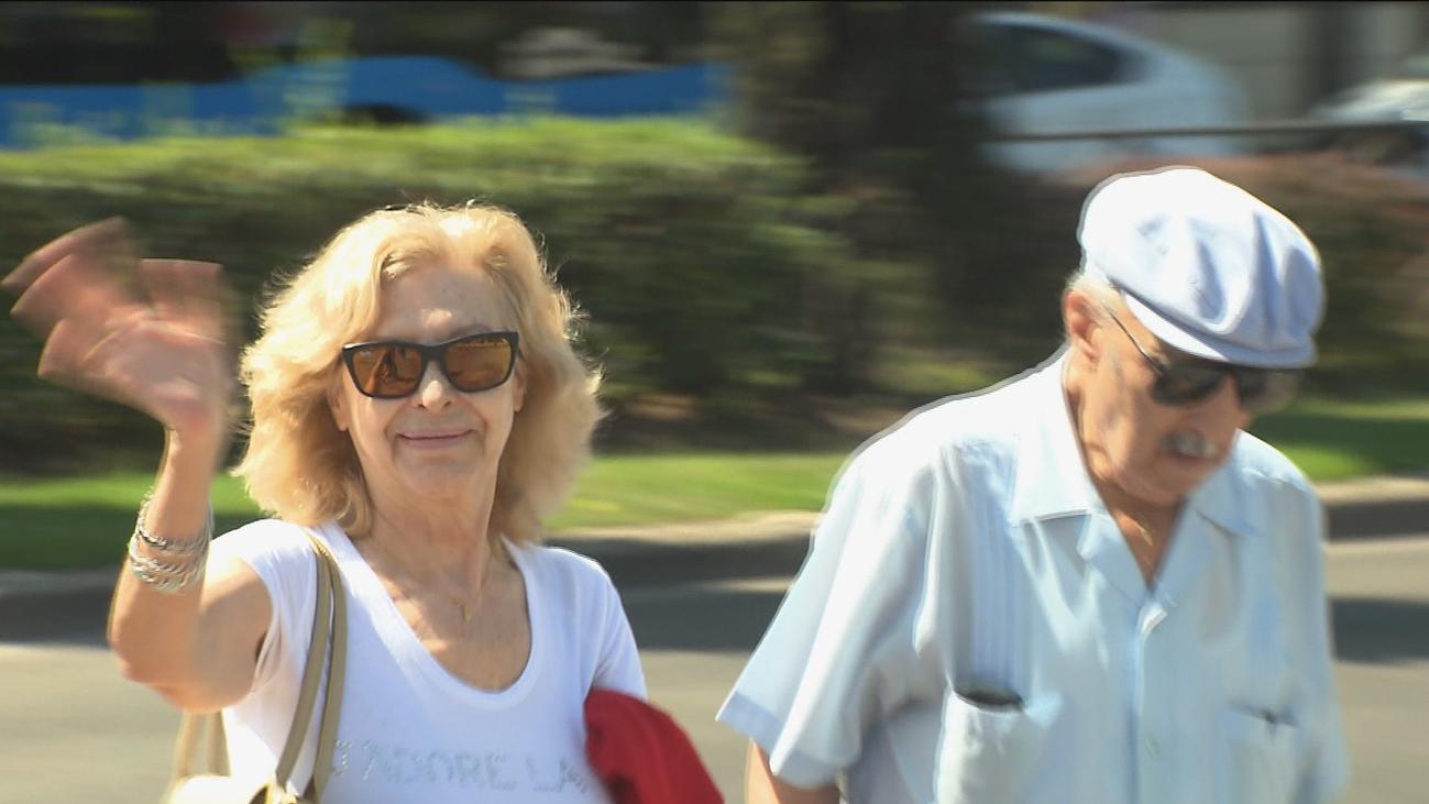 Los jubilados son más felices que los adultos que trabajan