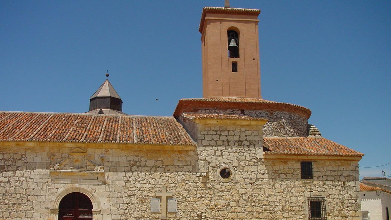 La iglesia parroquial de Pozuelo del Rey, declarada bien de interés cultural