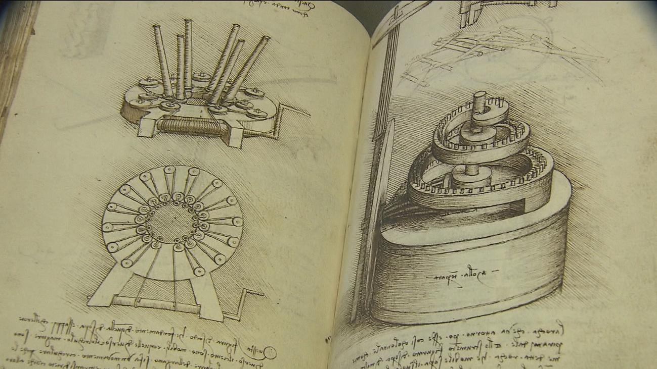 Así se restaura un manuscrito en la Biblioteca Nacional
