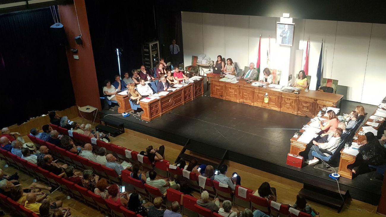 El Pleno de Alcorcón aprueba hacerse cargo de las viviendas  del Plan Permuta