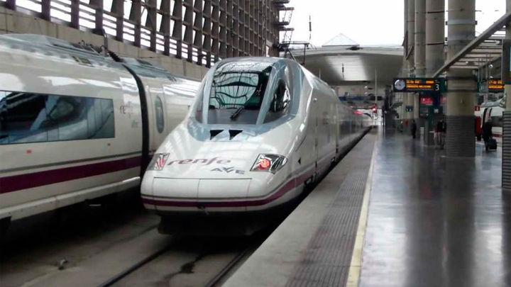 Renfe cancela unos 360 trenes este fin de semana ante los paros de CGT