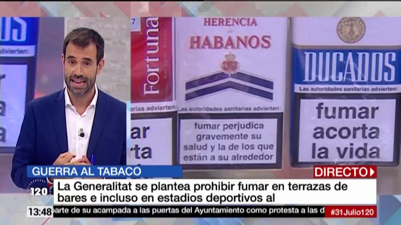 La OMS pide a España que suba el precio de las cajetillas de tabaco a 8 euros