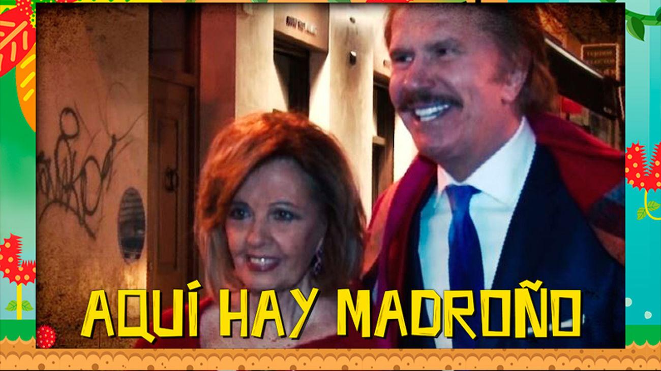 ¿Dónde está Bigote Arrocet, el novio de María Teresa Campos?