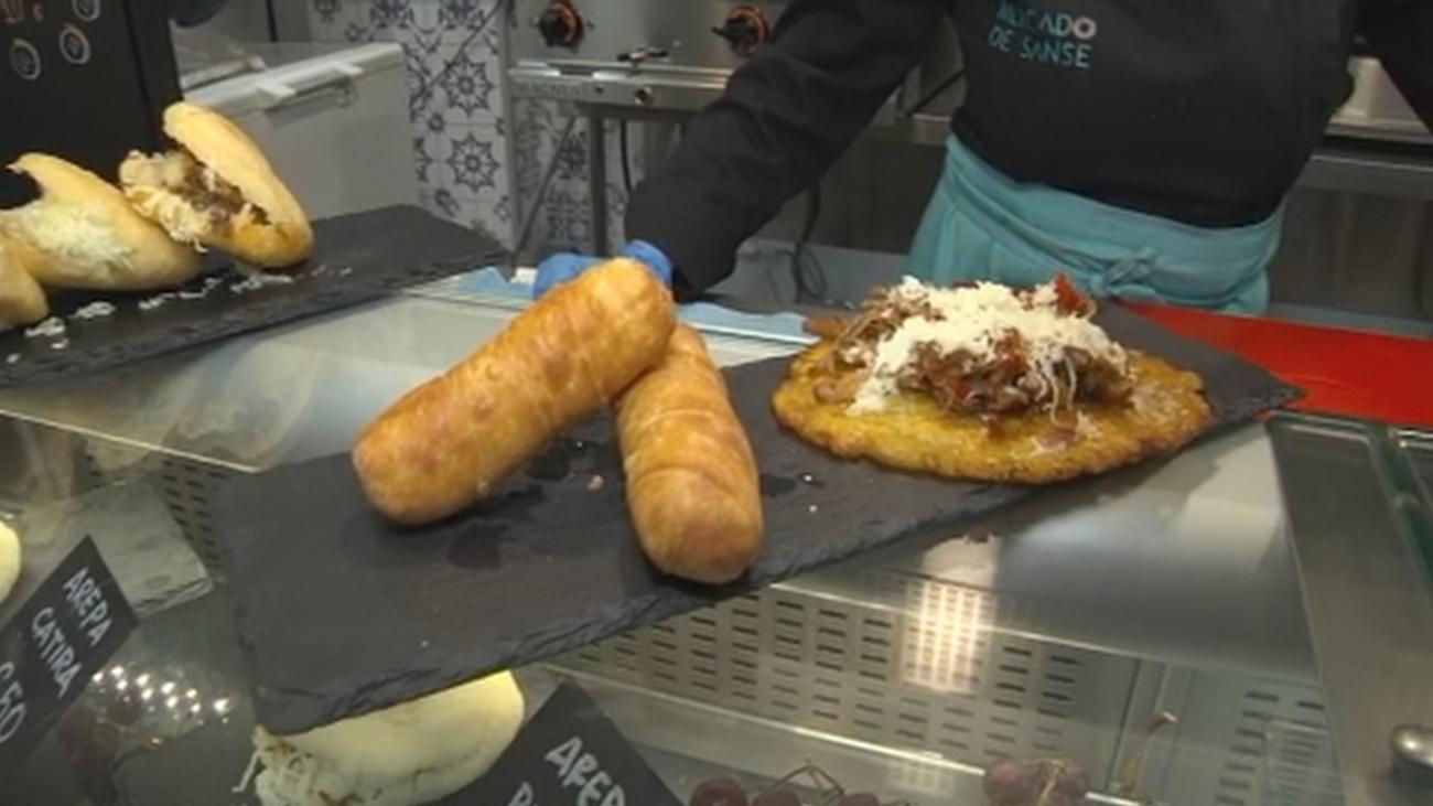 Esto es lo que puedes degustar en el Mercado Ágora de San Sebastián de los Reyes