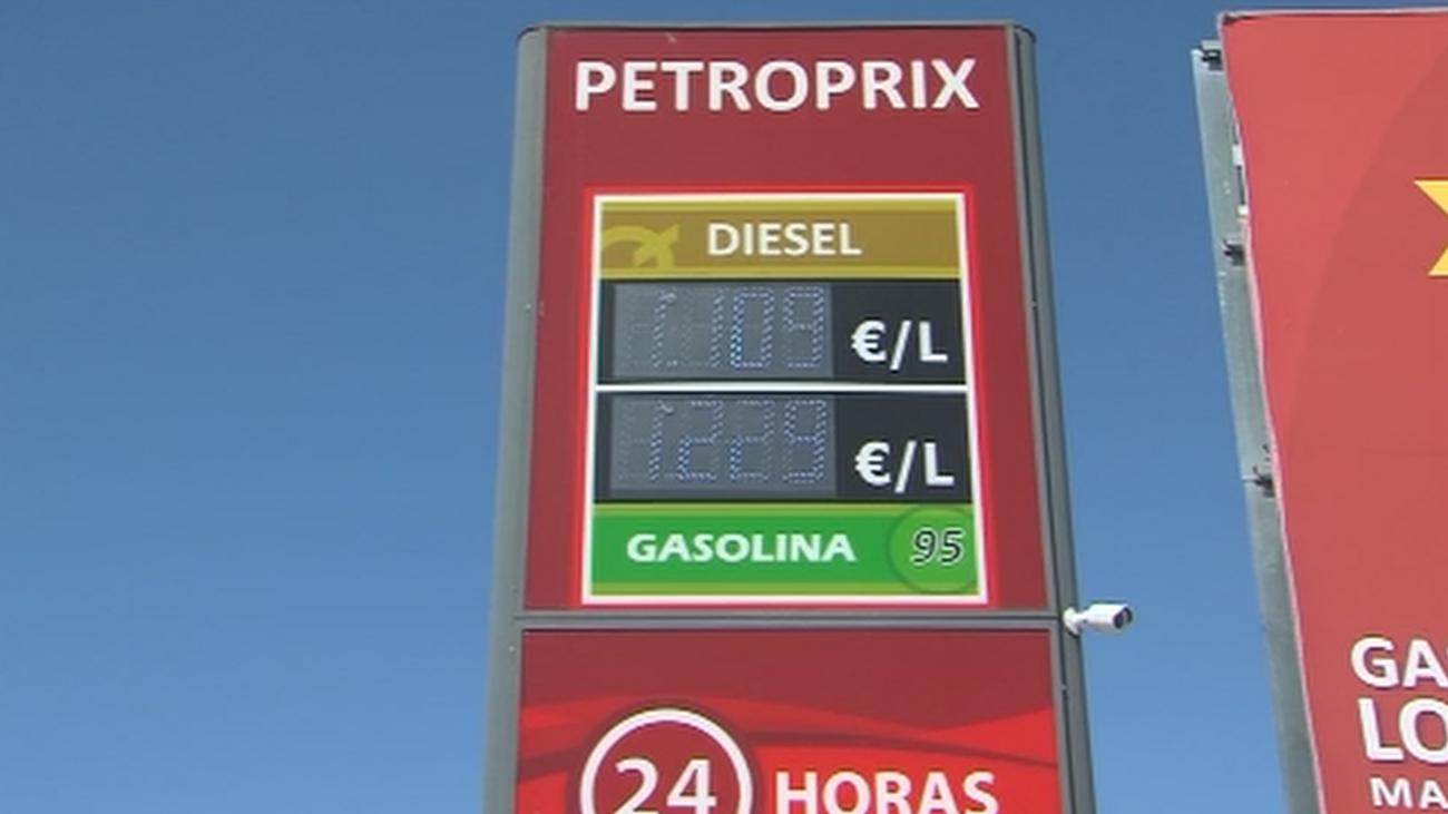 Una de las gasolineras más baratas de Madrid, en Arganda del Rey