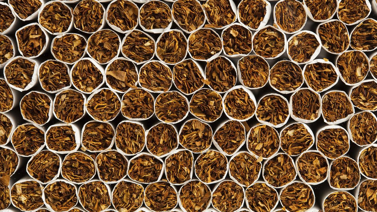 Desarticulada una red de tráfico ilegal de picadura de tabaco
