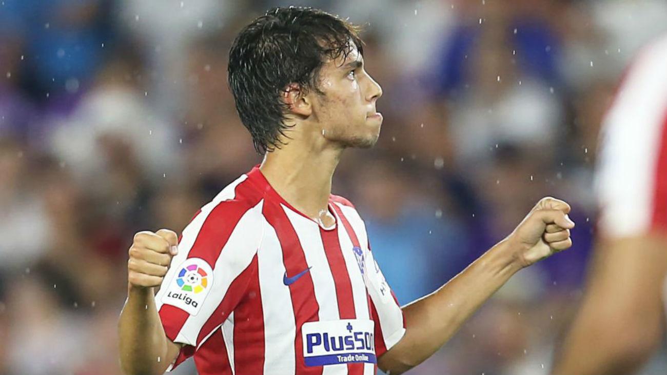 Joao Félix, la figura de un Atlético triunfador