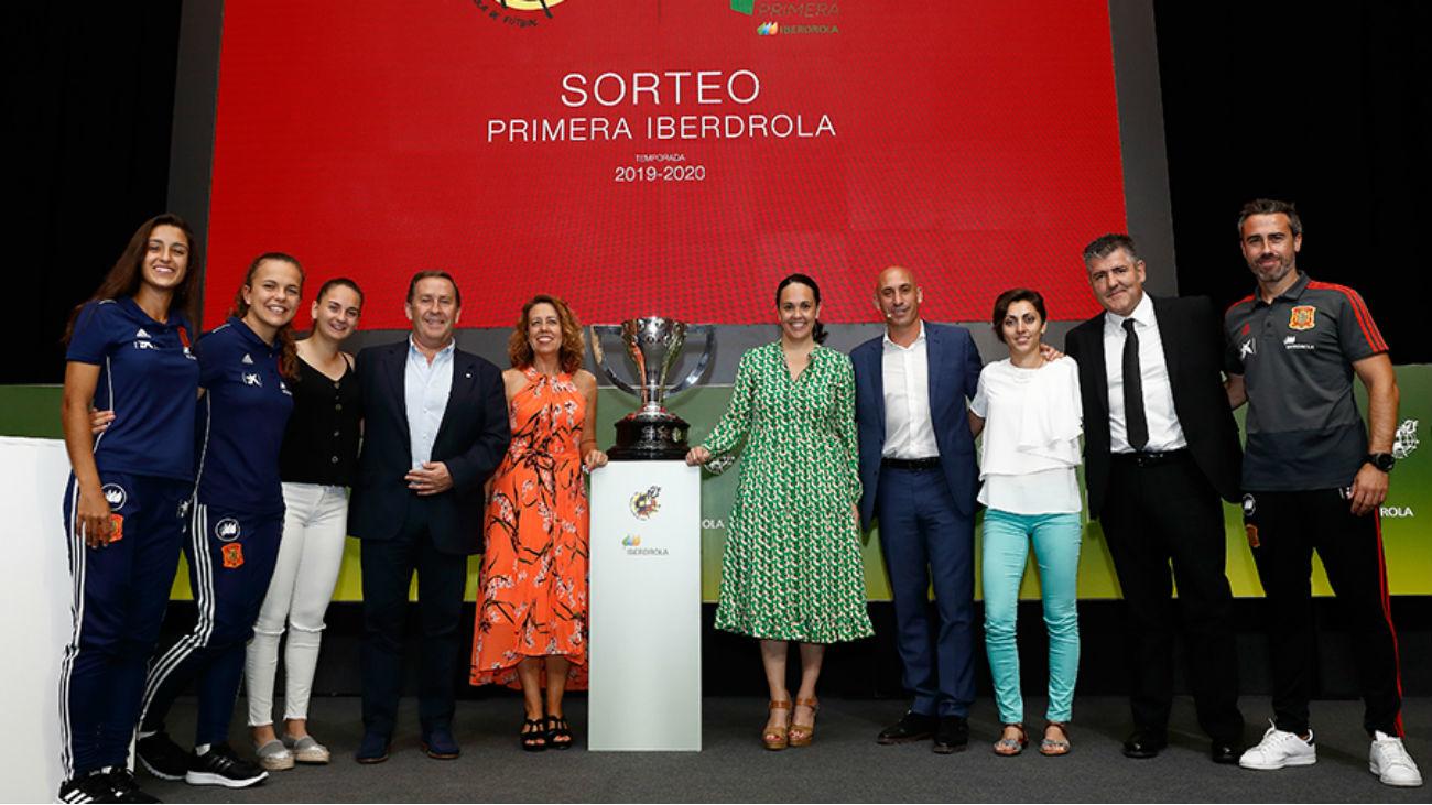 Sporting Huelva-At. Madrid y Barça-Tacón, abrirán la liga femenina