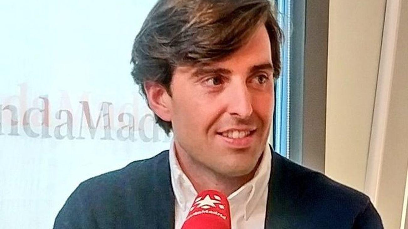 Entrevista a Pablo Montesinos, nuevo vicesecretario de comunicación del PP