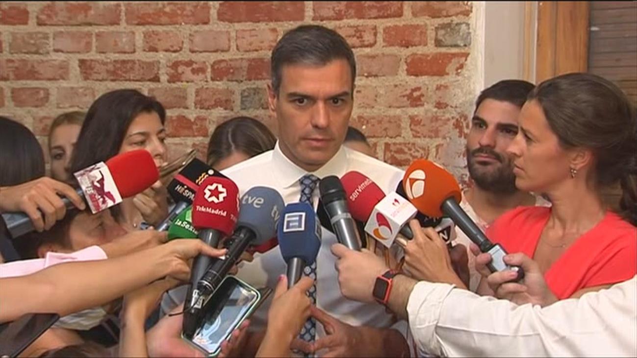 Sánchez inicia contactos con colectivos sociales para recoger propuestas