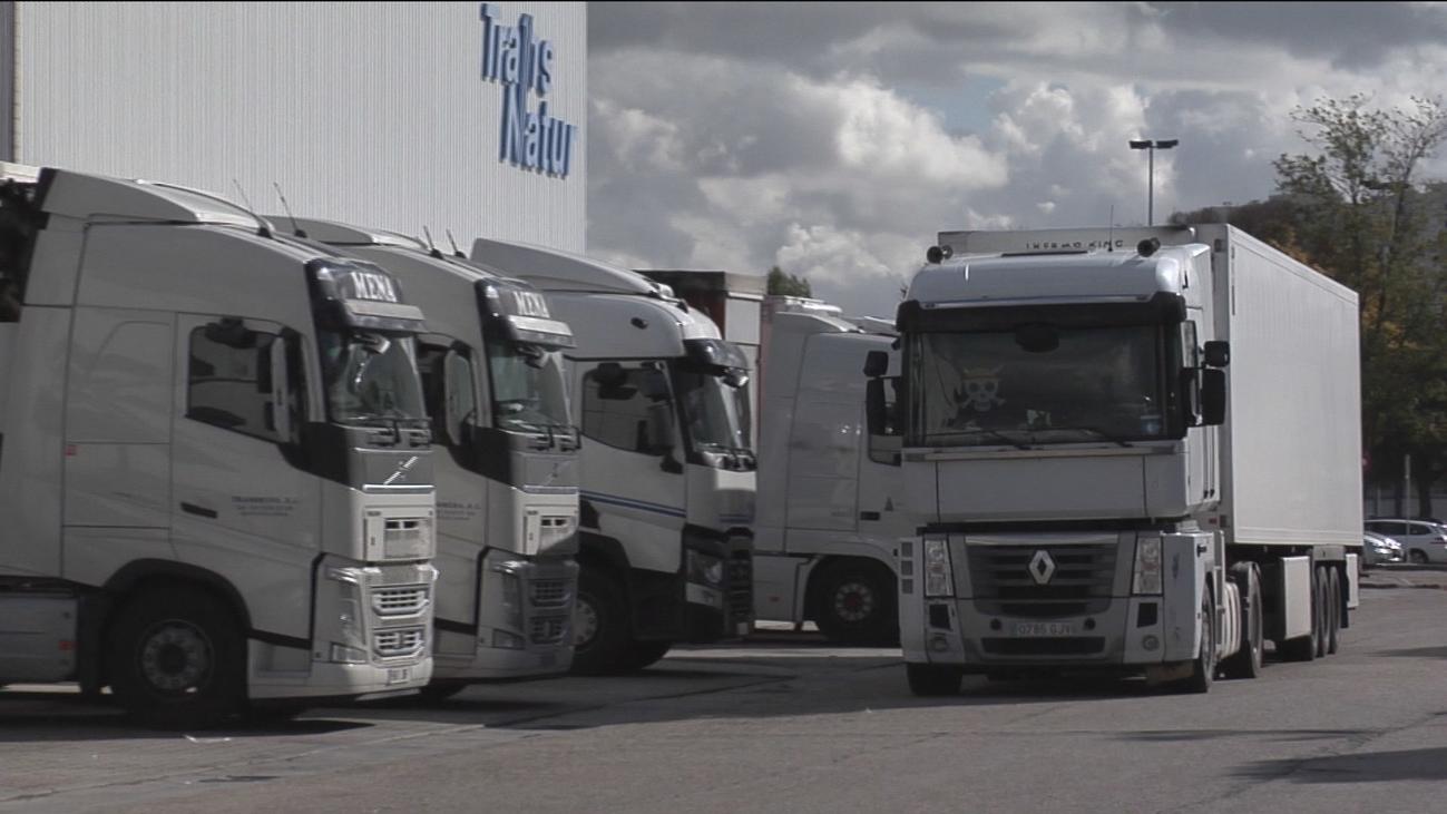 Una empresa madrileña crea un sistema de rutas con relevos para camioneros