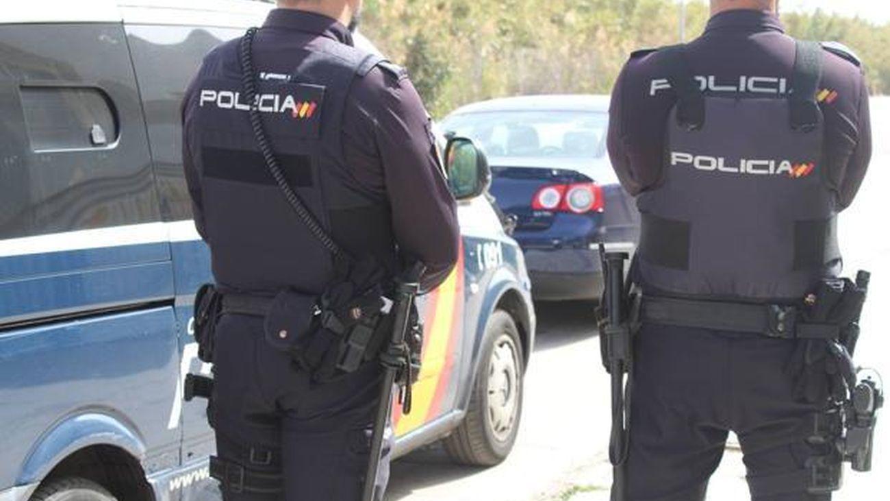 Detienen a tres hombres por una presunta violación grupal en Murcia