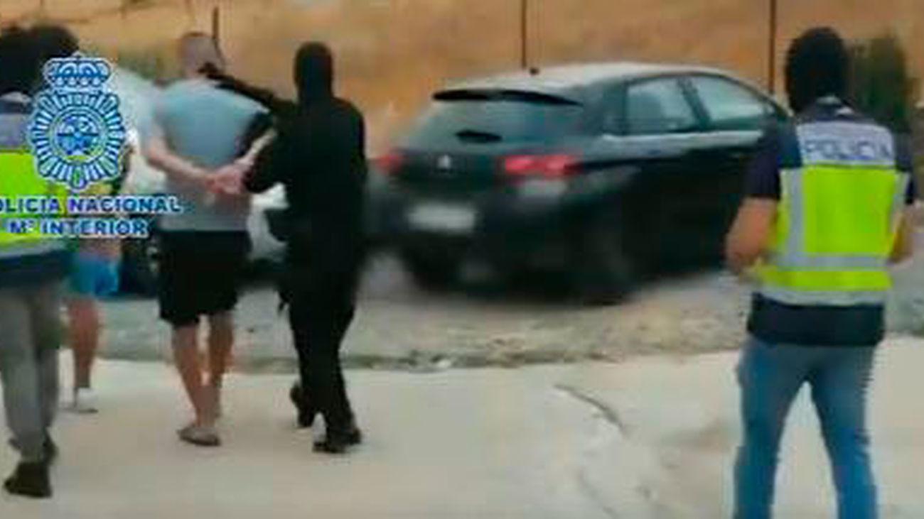 Detenido en Málaga un sicario huido de la justicia