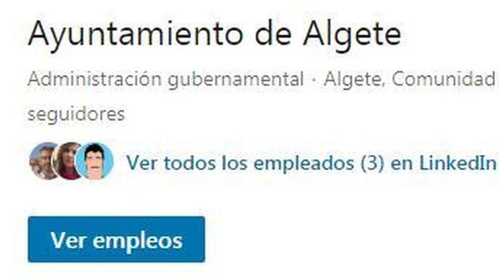 El Ayuntamiento de Algete estrena perfil en LinkedIn para captar trabajadores