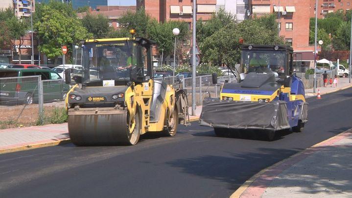Getafe llevará a cabo un plan de asfaltado de doce calles por unos 700.000 euros