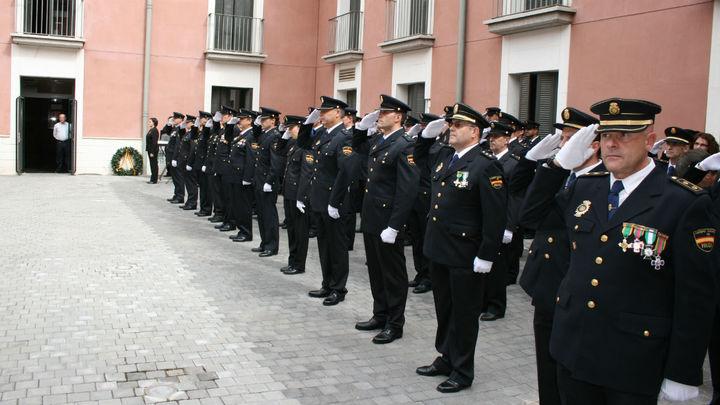 Aranjuez nombra a la Policía Nacional, 'Amotinado Mayor 2019'