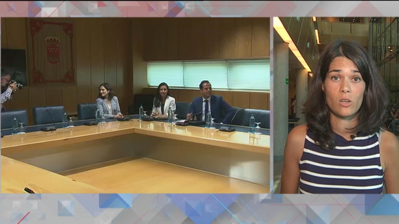 """Isa Serra: """"No apoyamos este pacto de Cs, Vox y PP porque va a suponer un retroceso"""""""