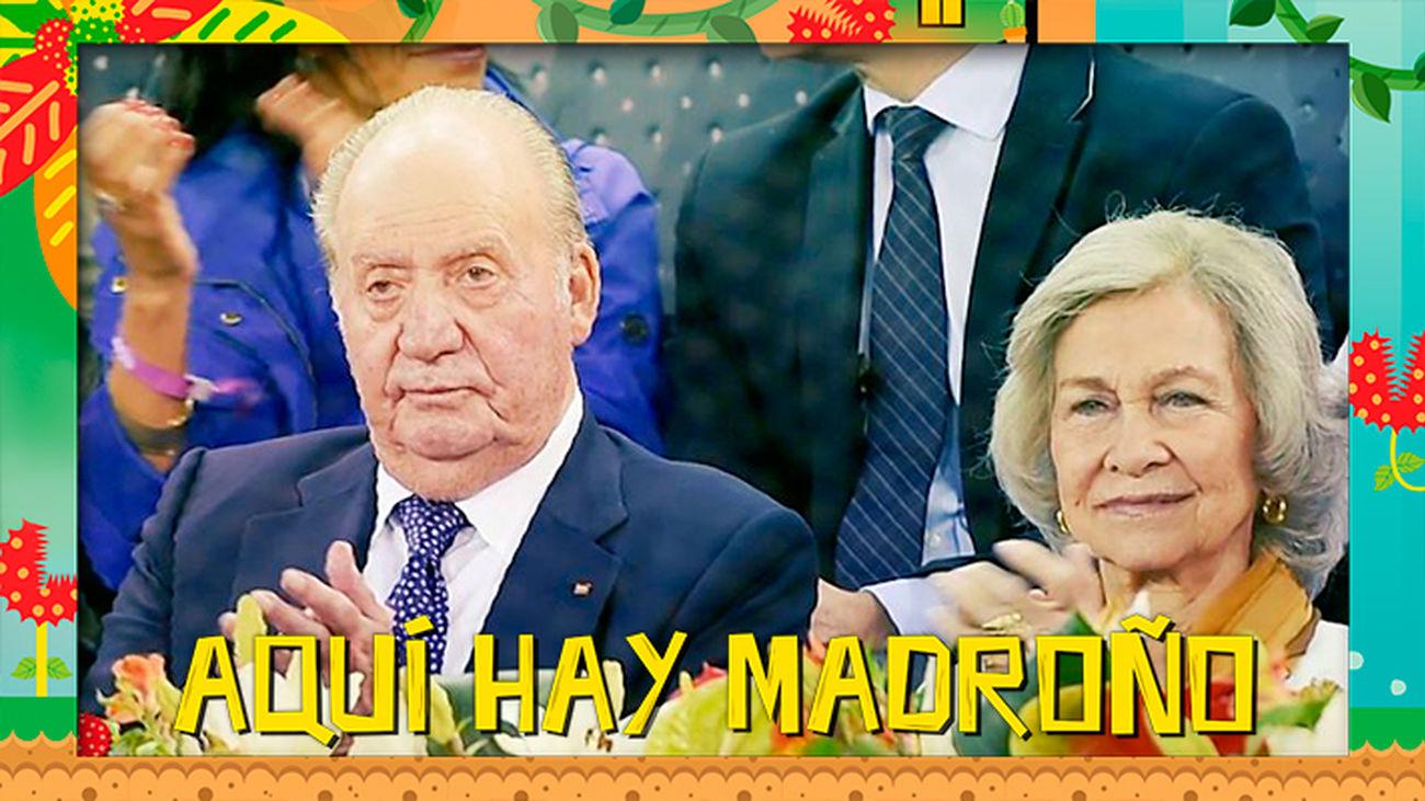 ¿Cuál es la relación actual entre el Rey don Juan Carlos y doña Sofía?