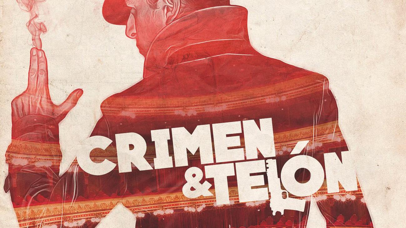 Ron Lalá regresa con 'Crimen y Telón', un thriller con música en directo