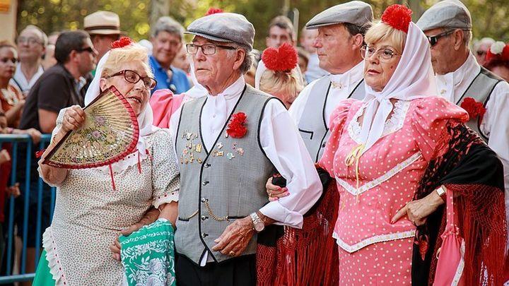 ¿Por qué se visten de chulapos los madrileños en la Paloma?