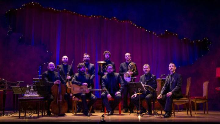 El Teatro Auditorio de San Lorenzo de El Escorial acoge el estreno de 'Yo, Farinelli, el capón'