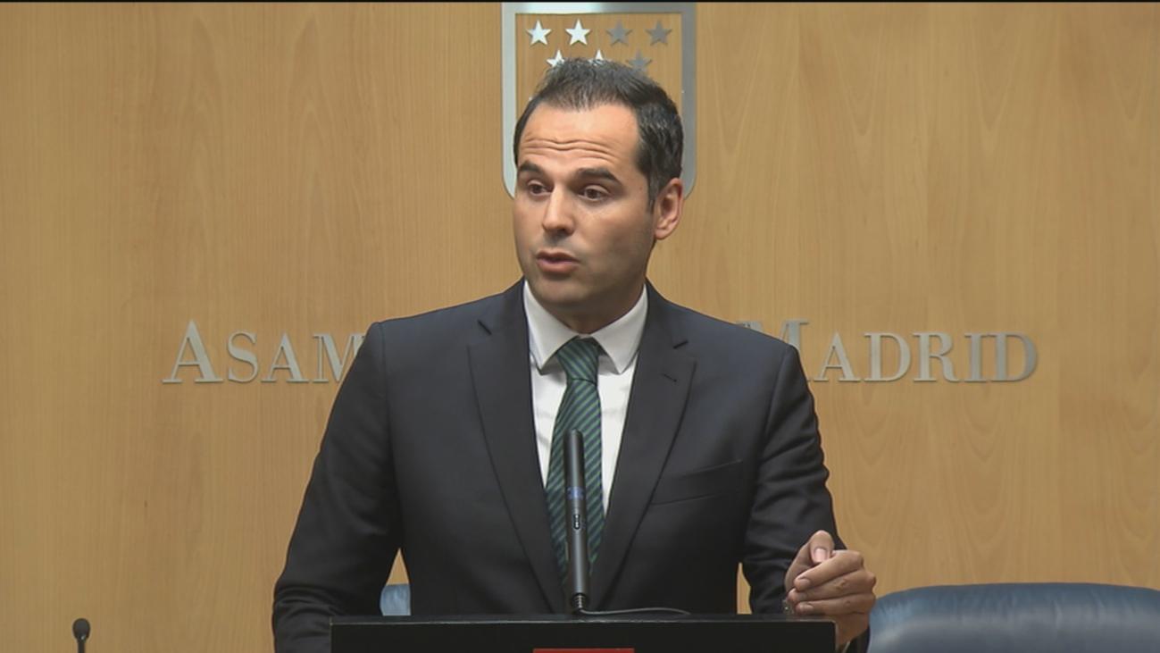 """Aguado dice que el PP tiene claro que Ciudadanos no va """"a pasar ni una"""" en corrupción"""