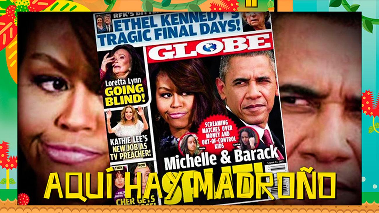 ¿Se divorcian Michelle y Barack Obama?