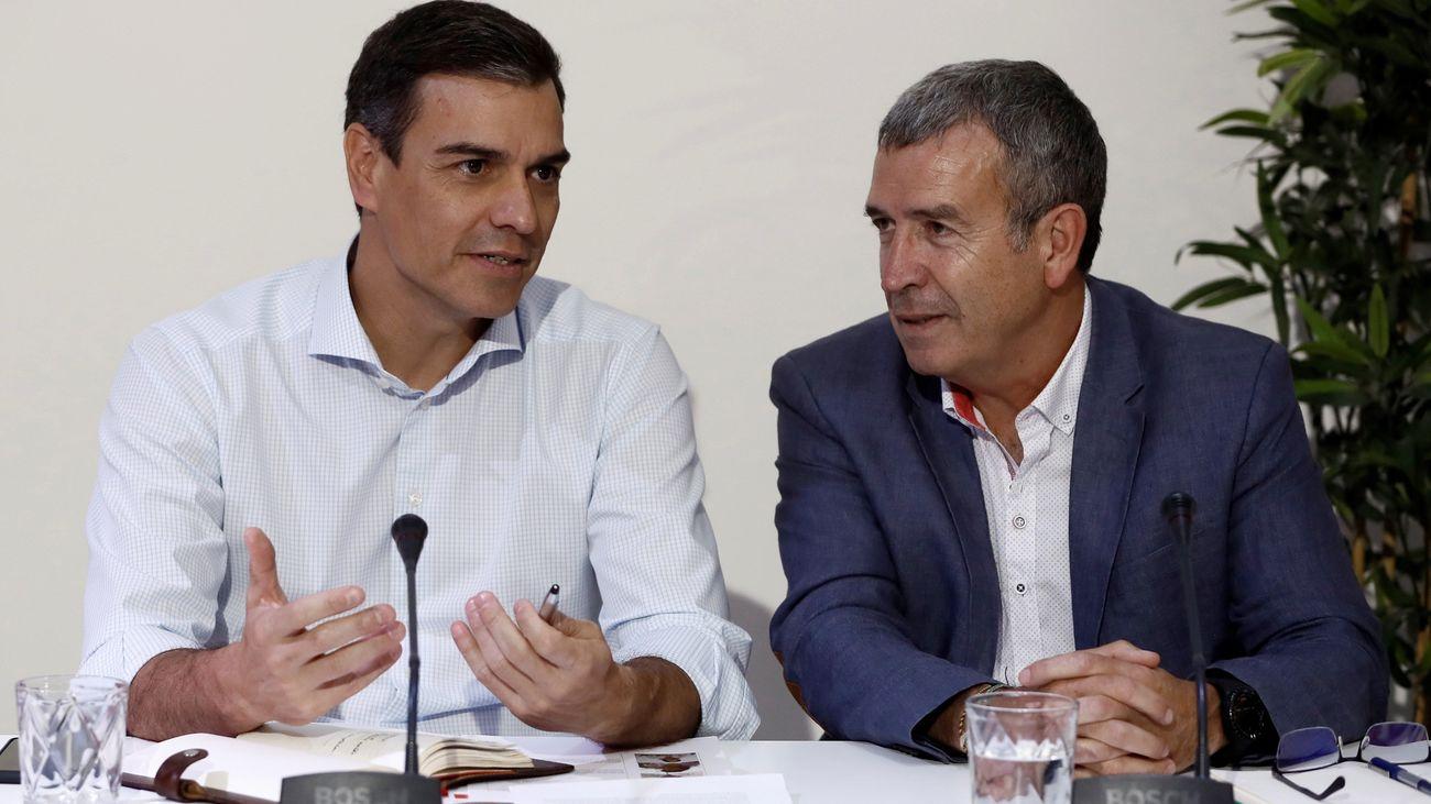 """El Gobierno tacha de """"ocurrencia"""" la propuesta del PP de un candidato alternativo  a Sánchez"""