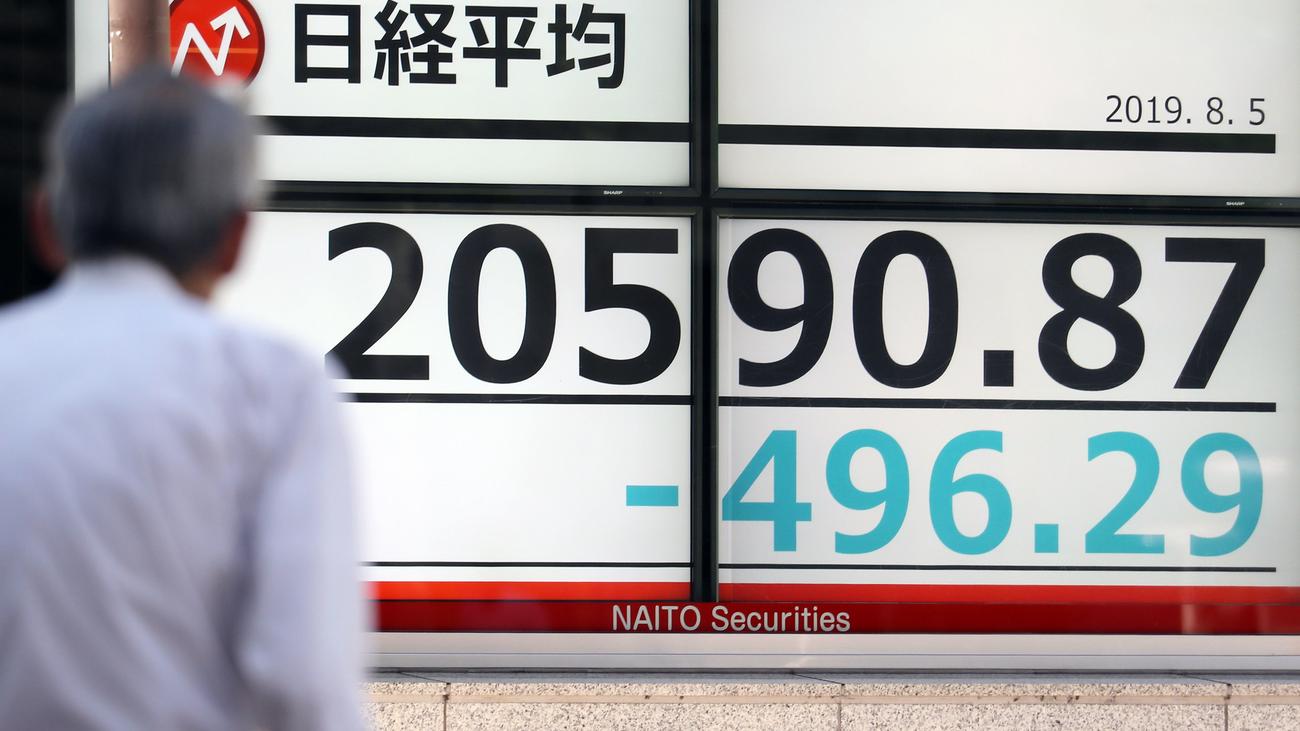 El mundo al borde de una guerra de divisas