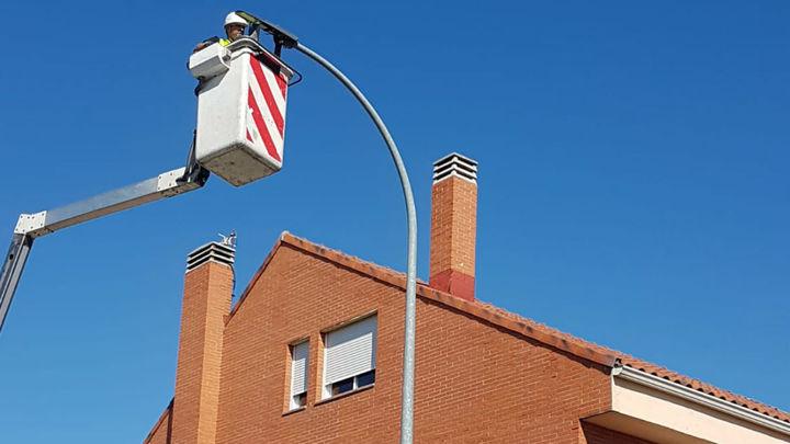 Velilla contará con alumbrado público de tecnología LED en todo el municipio
